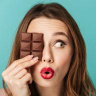 любовь к шоколаду