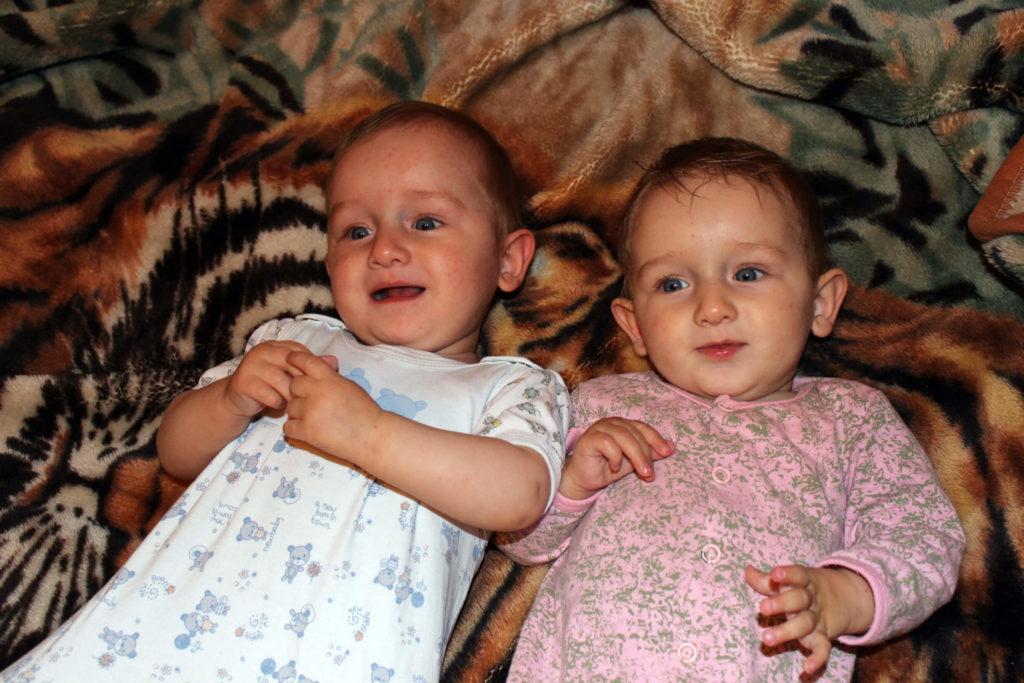 время для близнецов