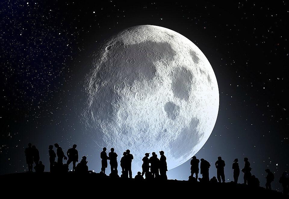 луна для зачатия мальчика