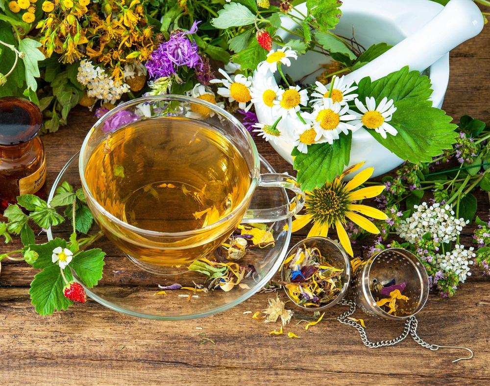 чай когда болит горло