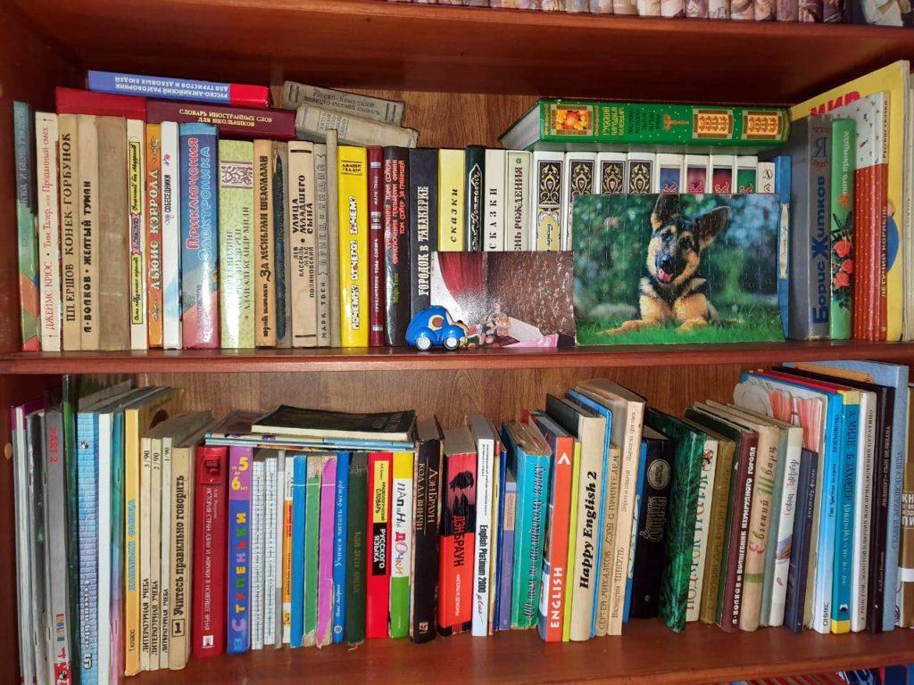 ребенку нужны книги