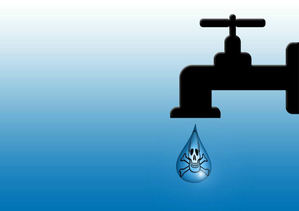 отравление вода