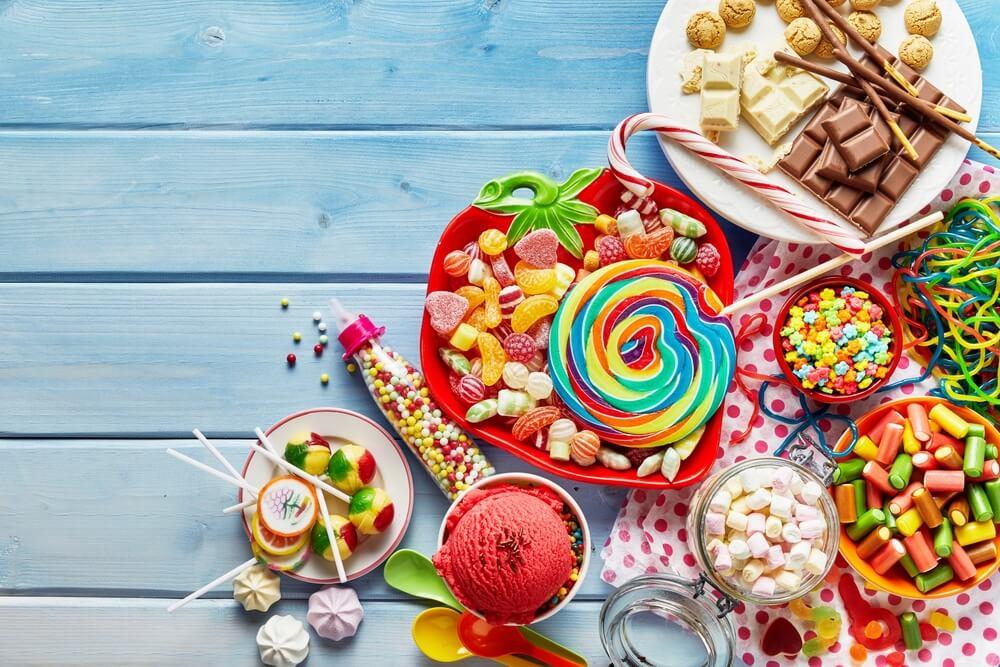 сладкое содержит глицидол