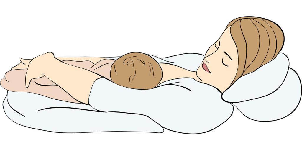 аллергия у детей и грудное молоко