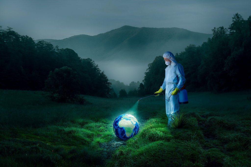 защита планеты от коронавируса